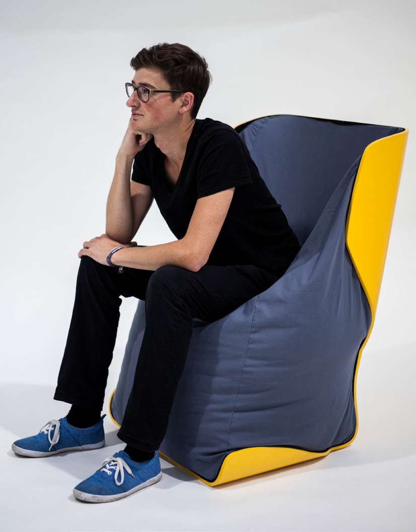 Crease Chair 6