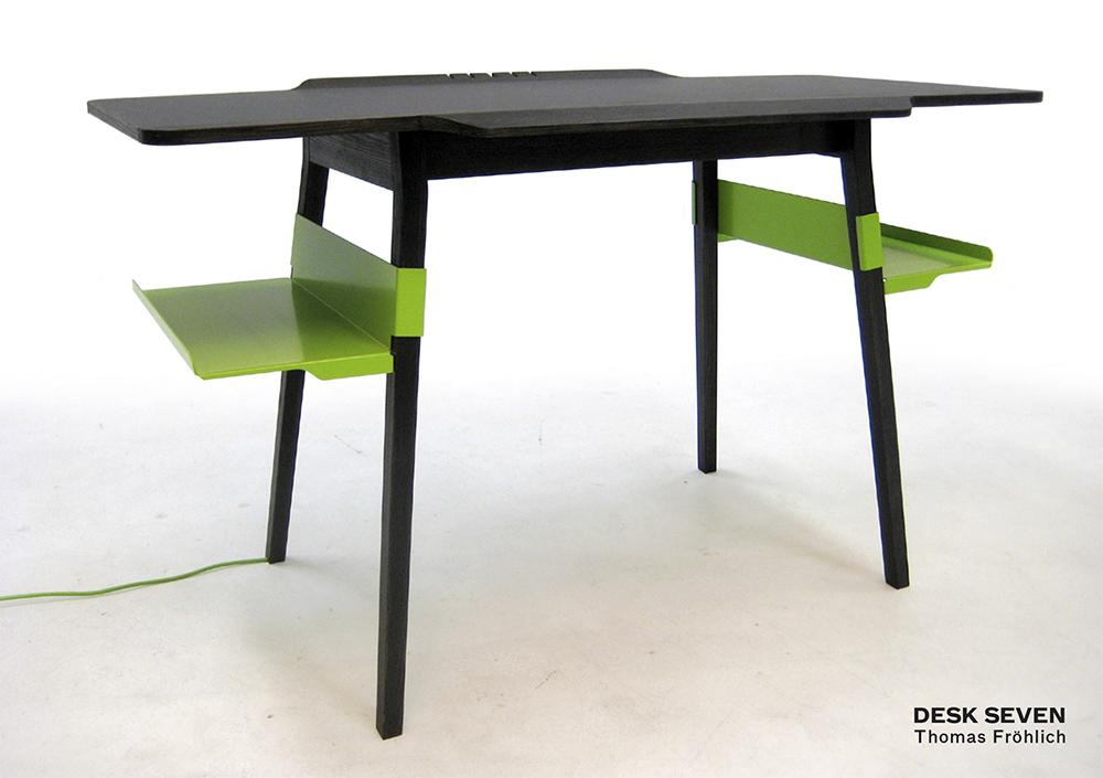 Desk Seven 1